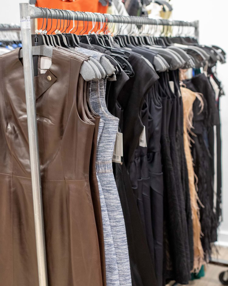 Jason Wu Sample Sale in Images