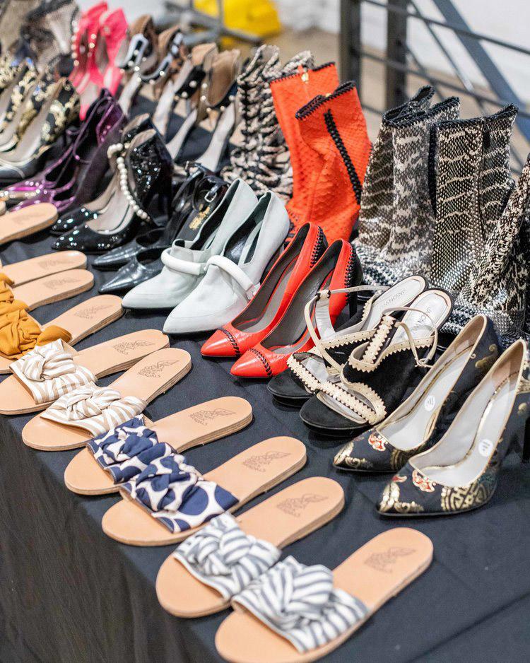 Jason Wu Sample Sale in Images Footwear