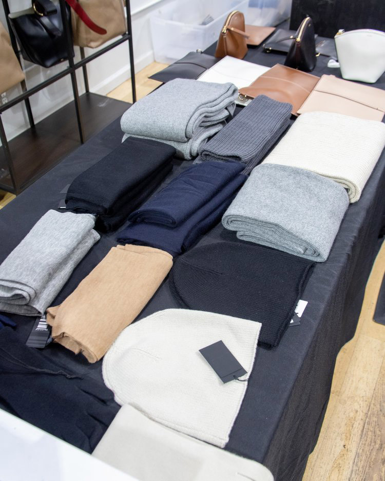JOSEPH Sample Sale in Images