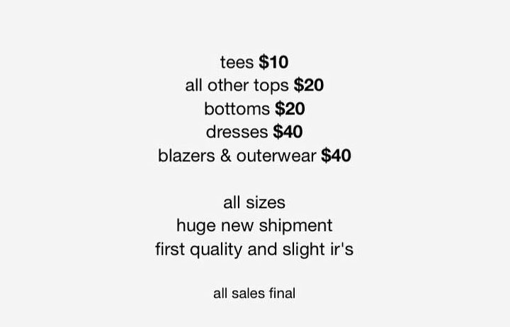 Karen Millen Blowout Sale Price List