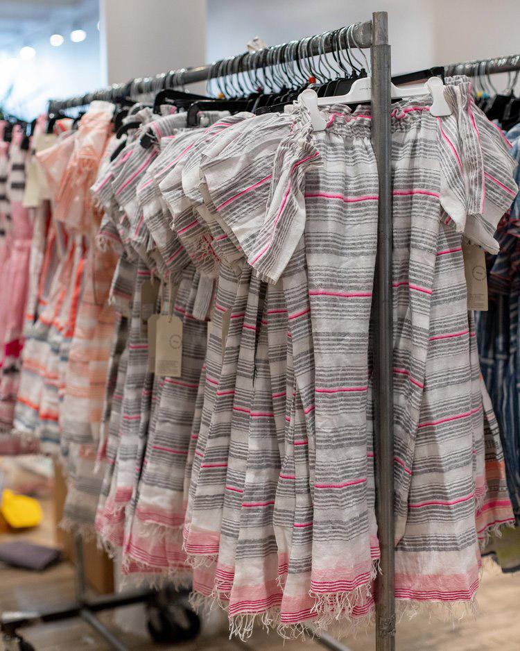 Lemlem Sample Sale in Images