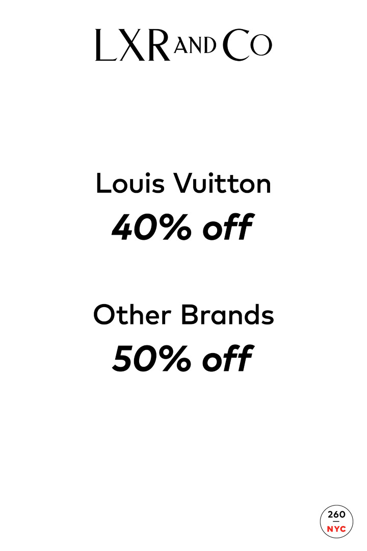 Vintage Luxury Sale in Images