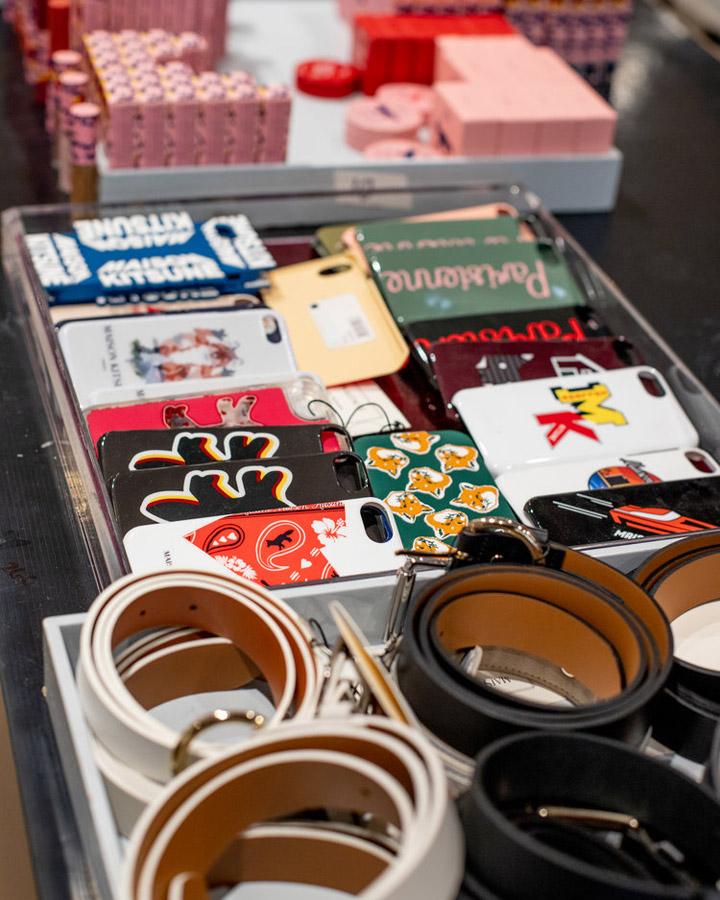 Maison Kitsuné Sample Sale in Images