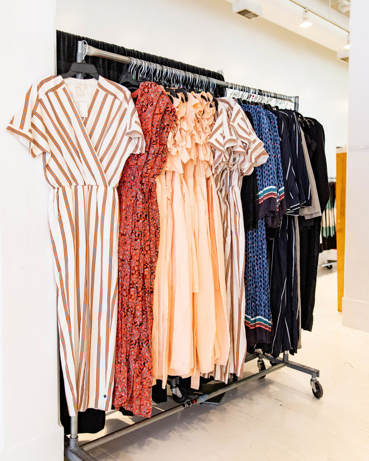 Maje Sample Sale in Images