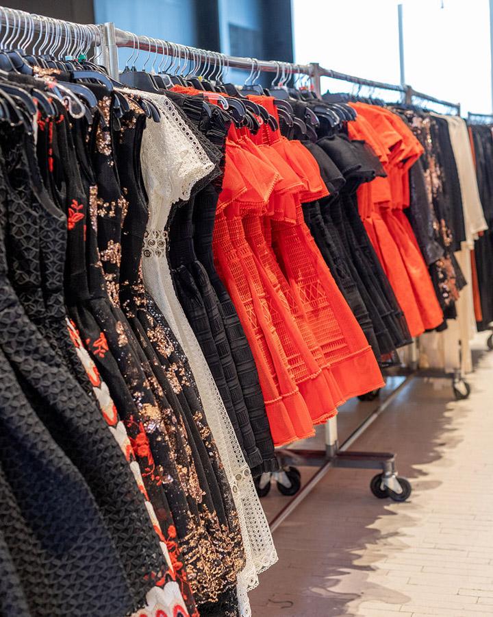 Maje Sample Sale in Images Dresses