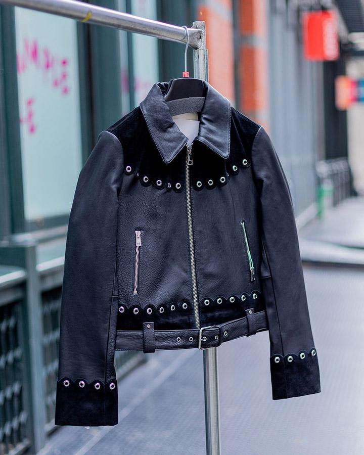 Maje Sample Sale in Images Jacket
