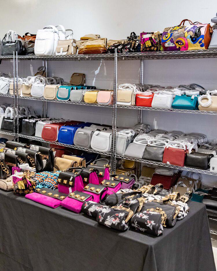 Marc Jacobs Sample Sale Accessories