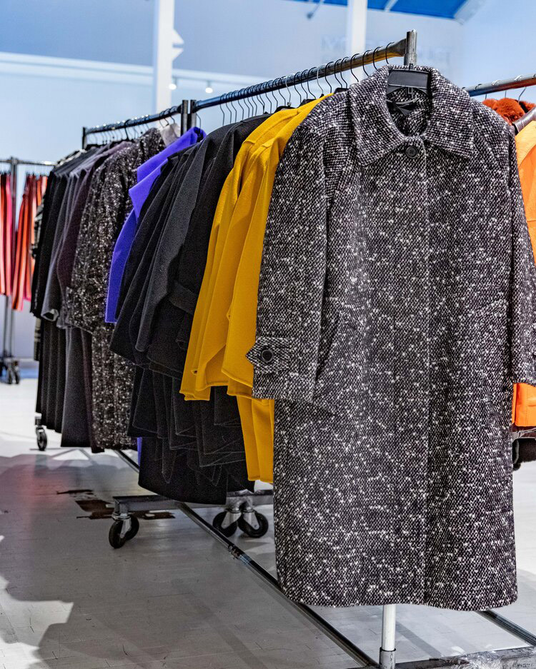 Pics from Inside the Marc Jacobs Sample Sale