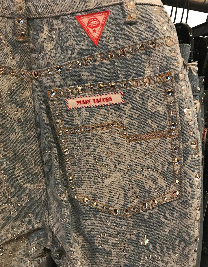 Marc Jacobs Sample Sale Denim