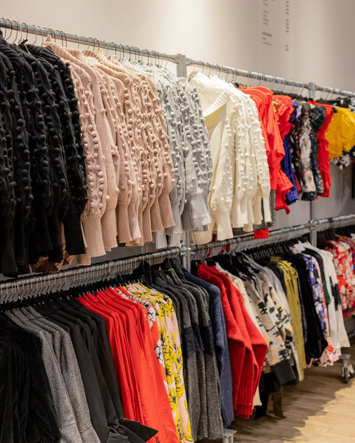 Marissa Webb Sample Sale in Images