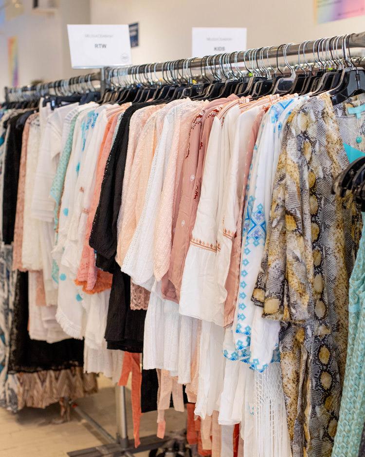 Melissa Odabash Sample Sale in Images