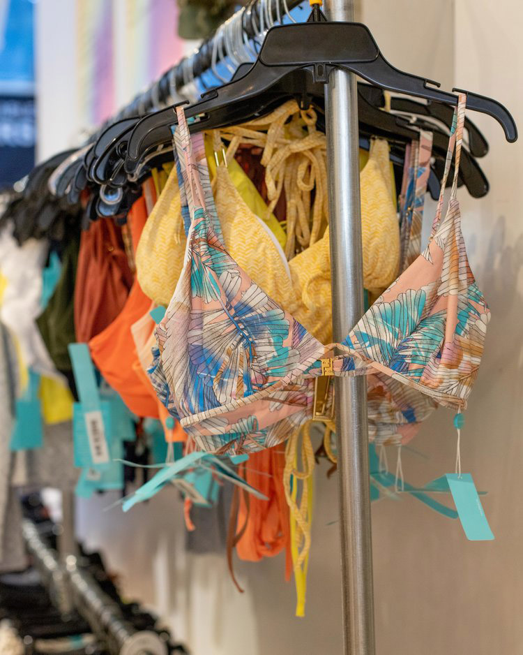 Melissa Odabash Sample Sale in Images Swimwear