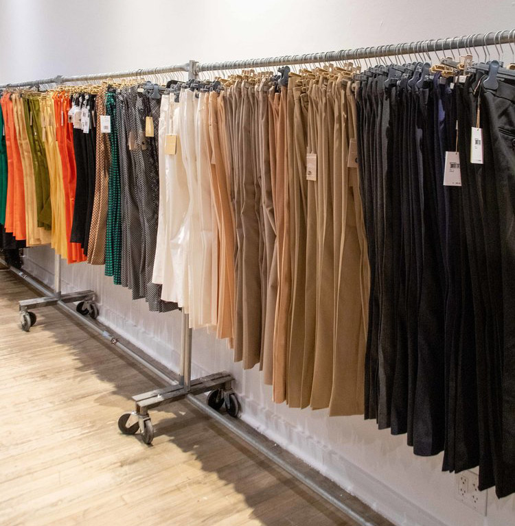 Michael Kors Collection Sample Sale in Images