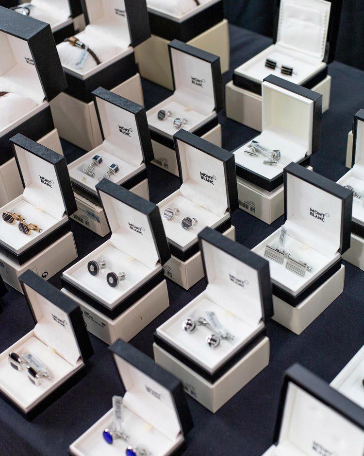 Montblanc Sample Sale Cufflinks