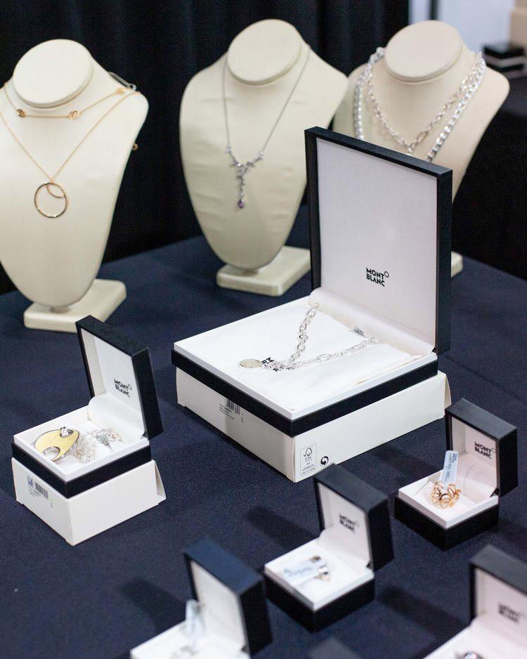 Montblanc Sample Sale Jewelry