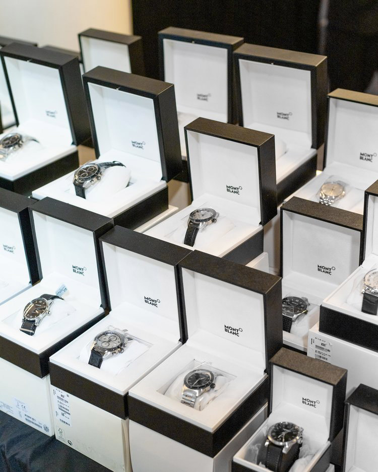 Montblanc Sample Sale Watches
