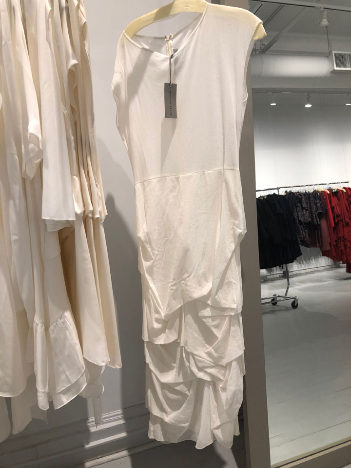Morgane Le Fay Sample Sale Isidore Dress