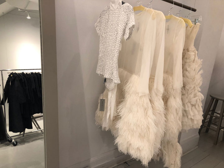 What I liked and didn't like at the Morgane Le Fay Sample Sale