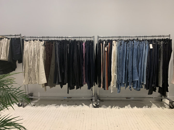 Need Supply Co. + Totokaelo Sample Sale in Images