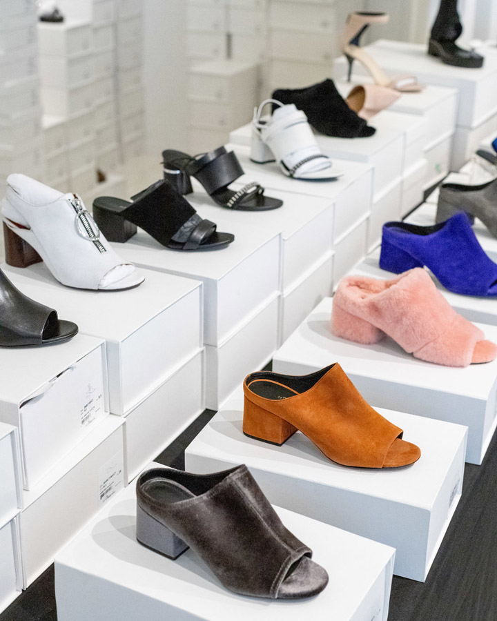 3.1 Phillip Lim Sample Sale Footwear