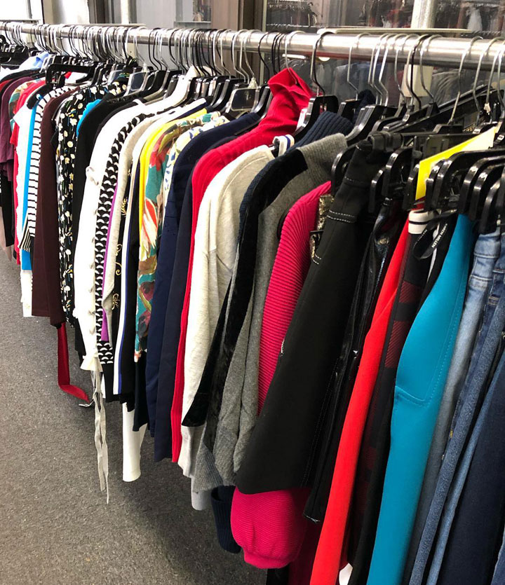 Pics from Inside the Karen Millen Blowout Sale