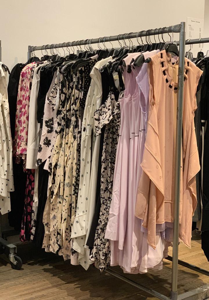 Proenza Schouler Sample Sale, New York, March 2019