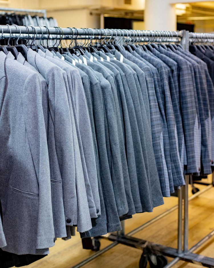 Pics from Inside the Rag & Bone Sample Sale