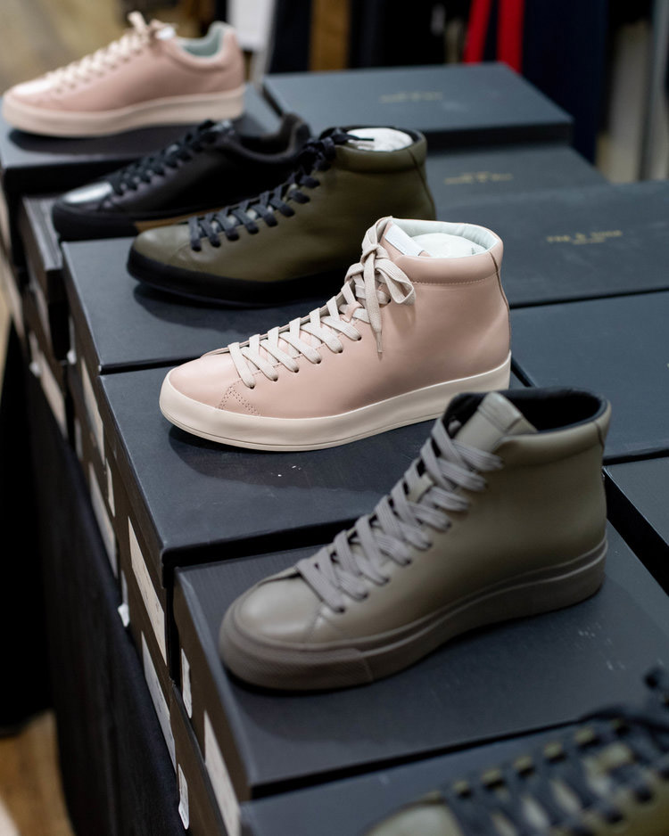 Rag & Bone Sample Sale Footwear