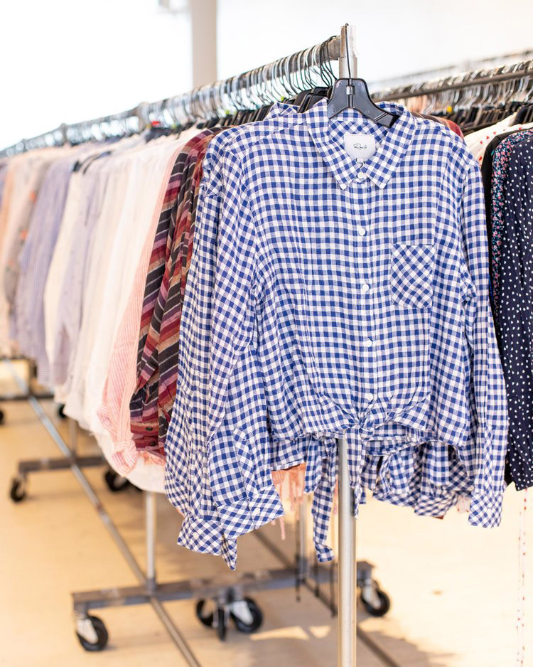 Rails Sample Sale in Images