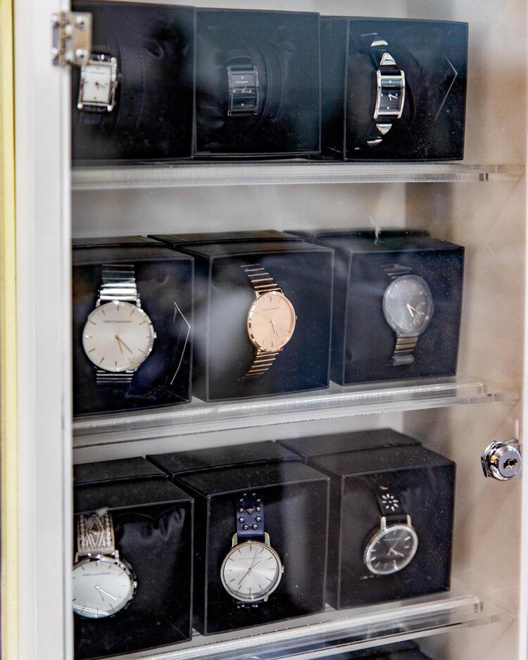 Rebecca Minkoff Sample Sale Watches