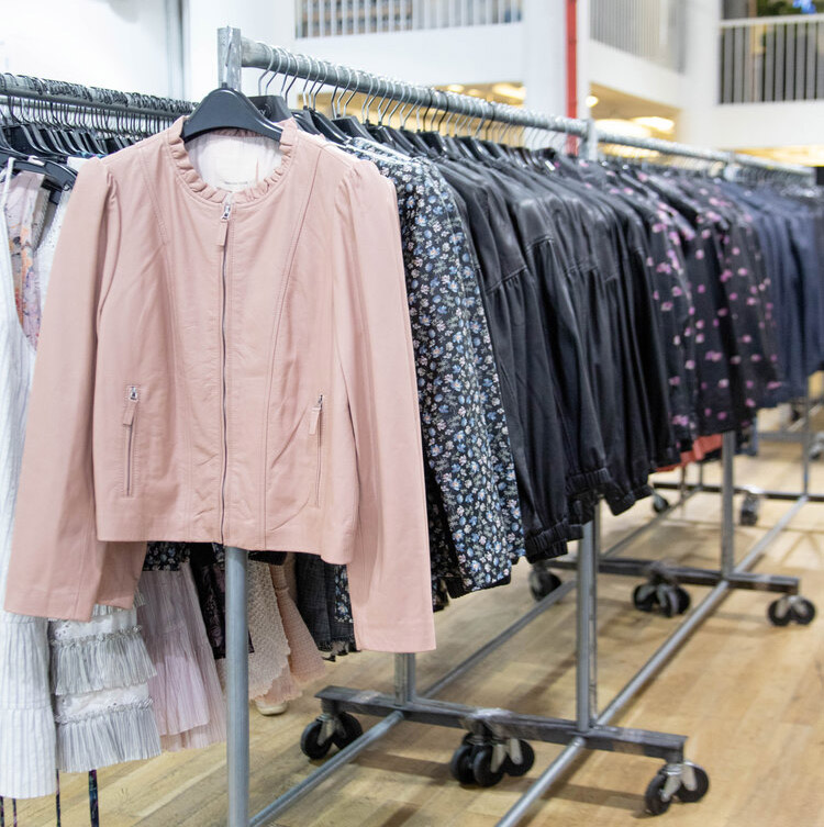 Rebecca Taylor Sample Sale in Images