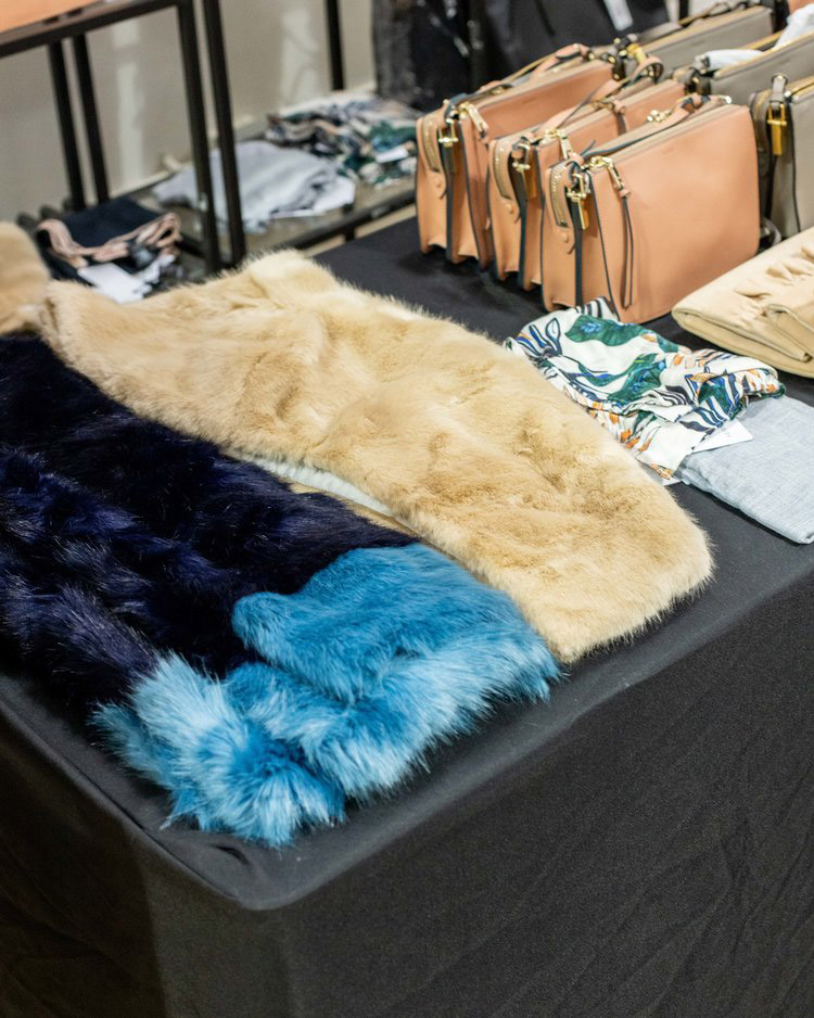 Reiss London Sample Sale in Images Accessories