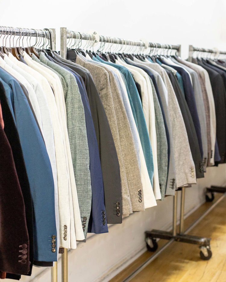 Reiss London Sample Sale in Images Men's Jackets