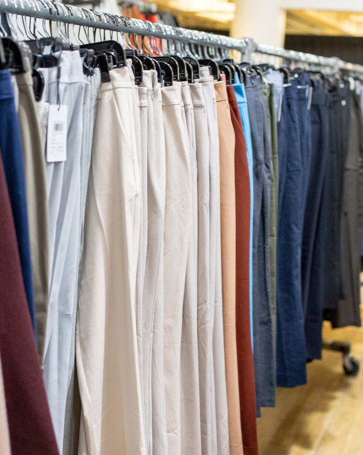 Reiss London Sample Sale in Images Pants