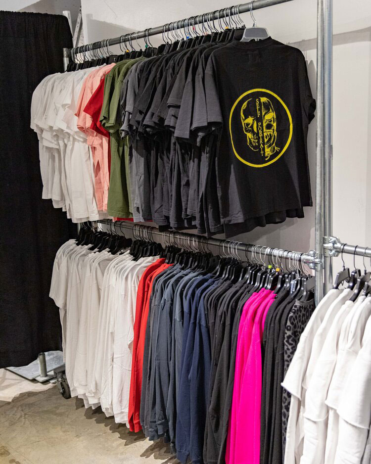 RtA Sample Sale in Images