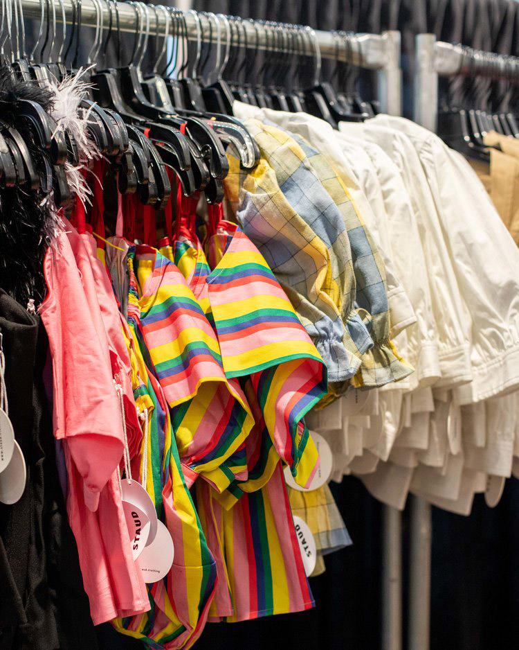 STAUD Sample Sale in Images