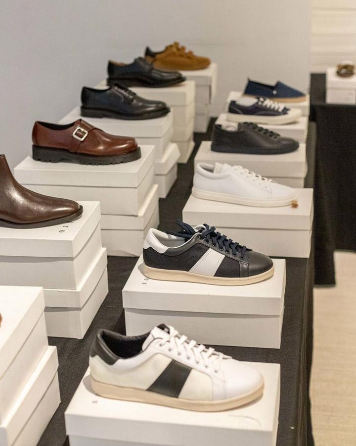 Sandro Sample Sale Review Footwear