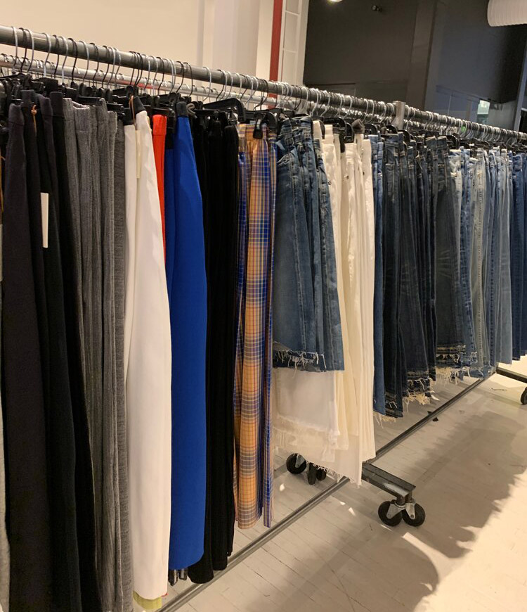 Simon Miller Sample Sale in Images