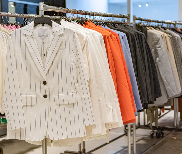Tibi Sample Sale in Images