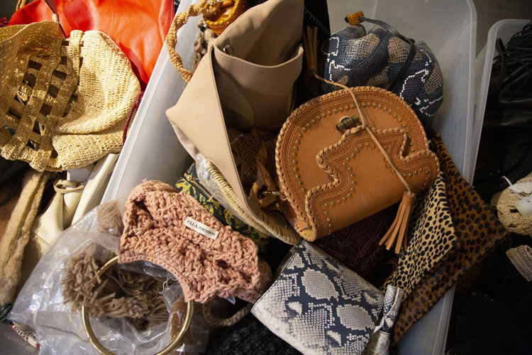 Ulla Johnson Sample Sale in Images Accessories