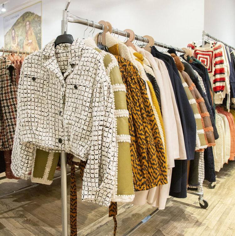 Ulla Johnson Sample Sale in Images