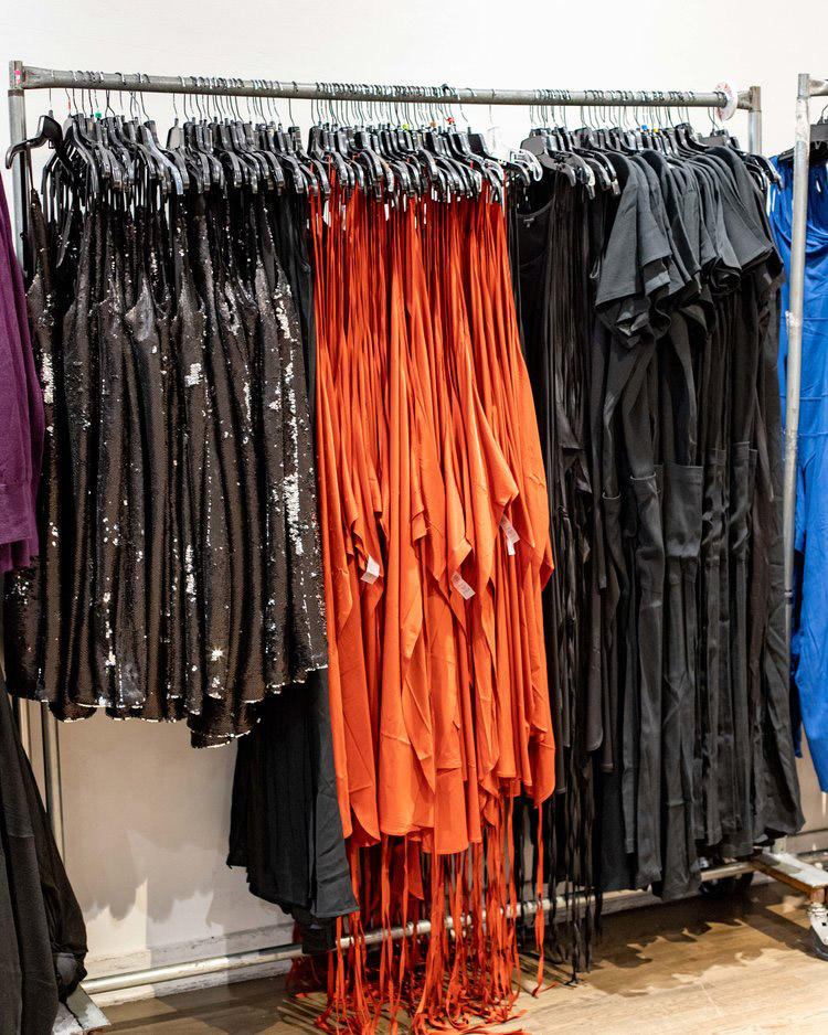 Universal Standard + Chromat Sample Sale in Images