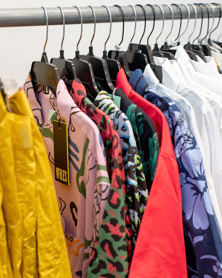 VFILES Sample Sale in Images