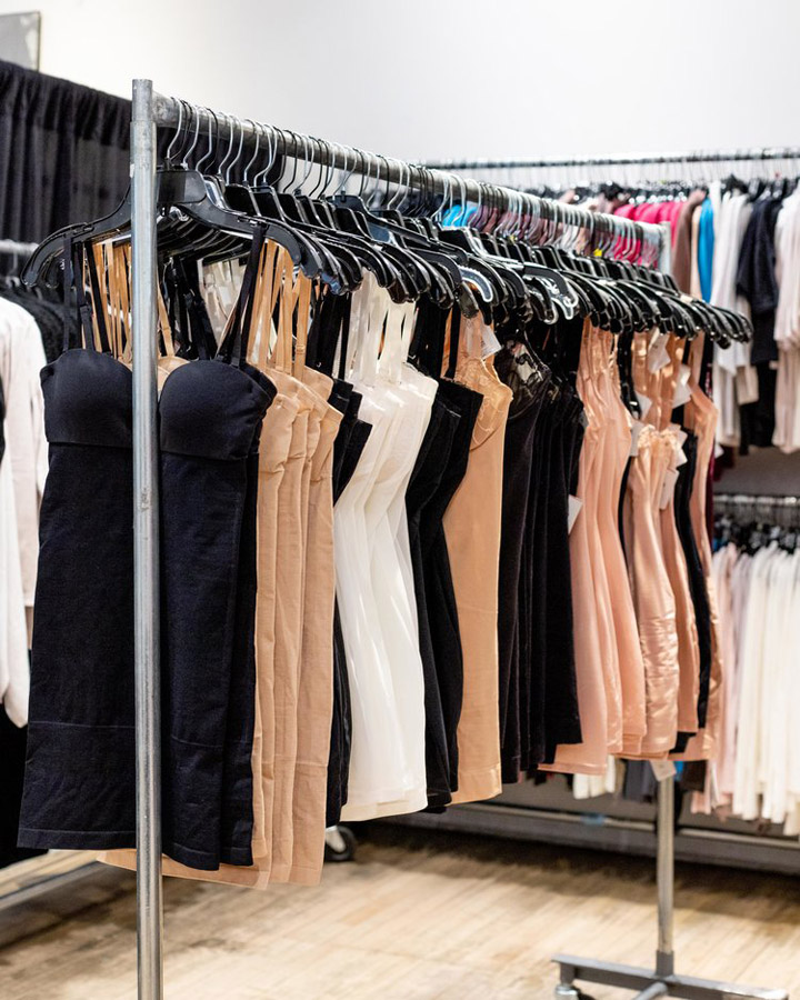 Wolford Sample Sale in Images