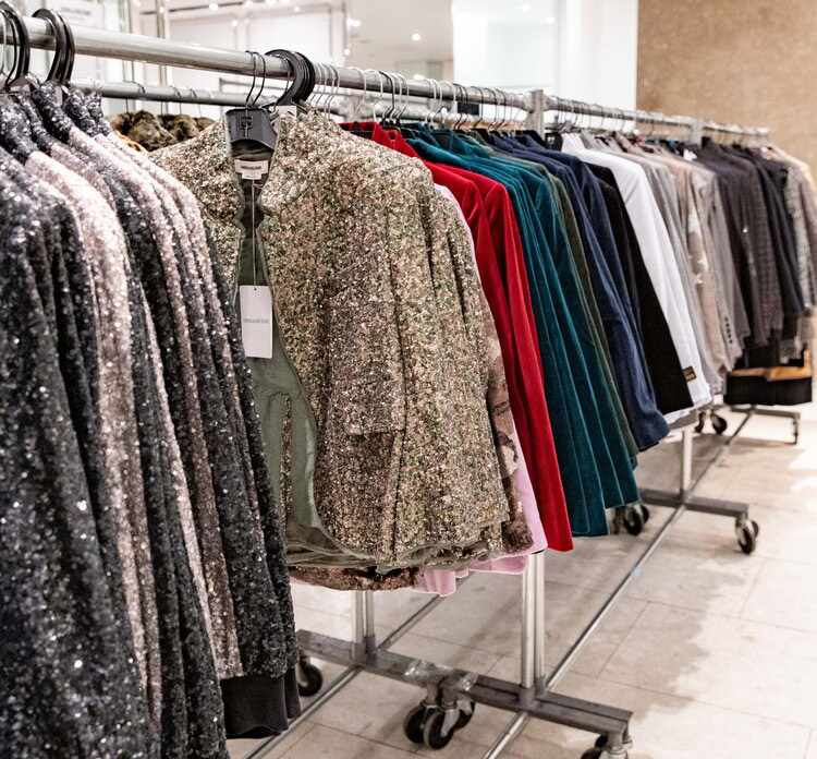 Zadig & Voltaire Sample Sale in Images