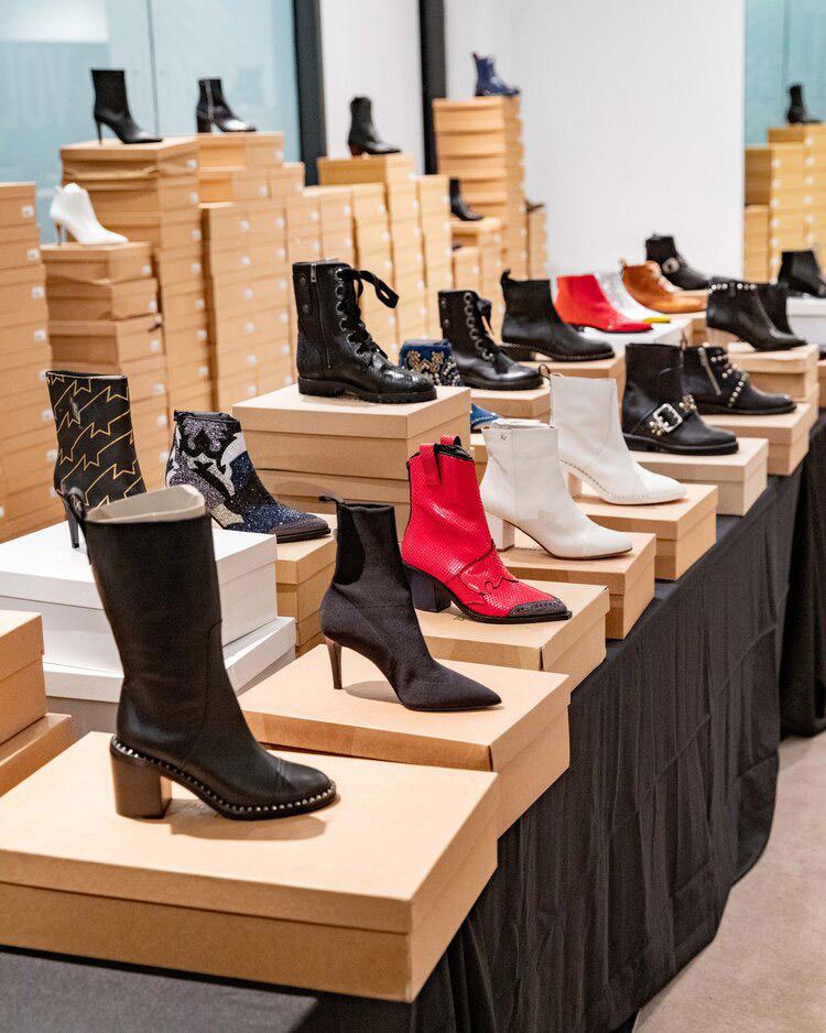 Zadig & Voltaire Sample Sale Footwear