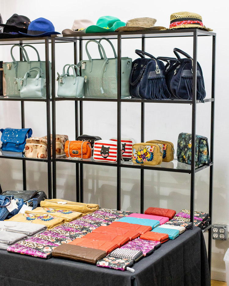 Zadig & Voltaire Sample Sale Accessories
