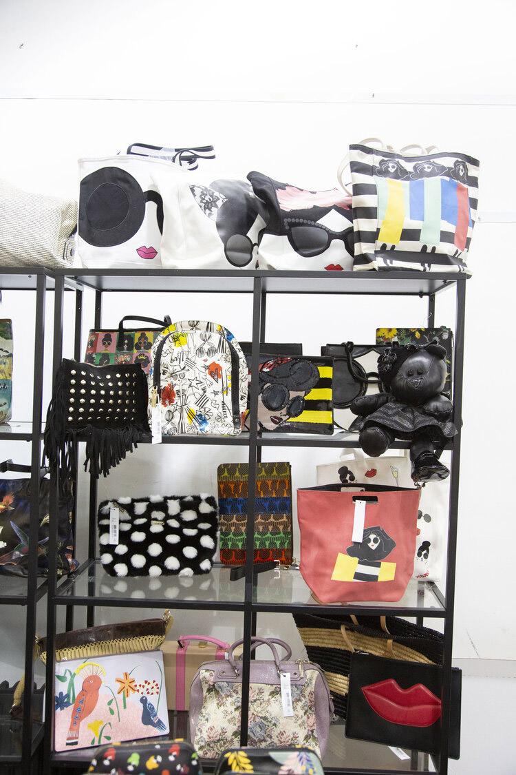 Alice + Olivia Sample Sale in Images