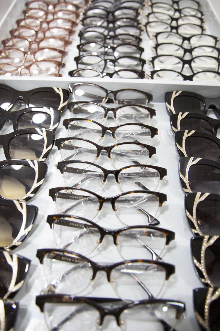 Alice + Olivia Sample Sale Eyewear