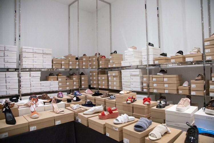 Joie, Equipment, & Current/Elliott Sample Sale in Images